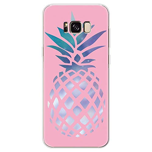 Amazon.com: Pineapple for Galaxy J3 J5 J7 A3 A5 A6 A8 S7 S8 ...
