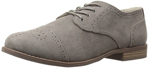 White Mountain Womens Saint Oxford Grey Lon0hptv