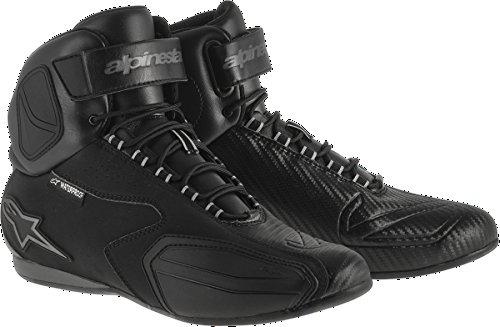 Alpinestars Shoe Faster Waterproof Black/Gray 6