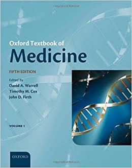 Oxford textbook of medicine 5e pack amazon david a oxford textbook of medicine 5e pack amazon david a warrell timothy m cox john d firth 9780199204854 books fandeluxe Image collections