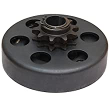"FLYPIG Go Kart Minibike Centrifugal Clutch for Go-Karts, Riding Mowers, Snow Throwers (3/4"" Bore 10T)"