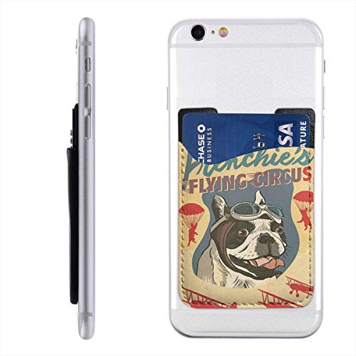Used, Frenchie's Flying Circus Phone Card Holder Phone Wallet for sale  Delivered anywhere in USA