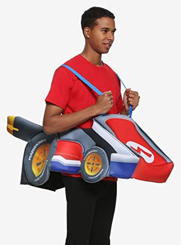 Nintendo Mario Kart 3D Mario Kart Costume -
