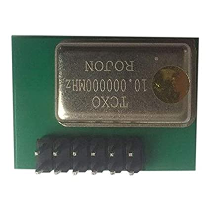 Amazon com: TOOGOO for HackRF one External TCXO Clock PPM 0 1 for
