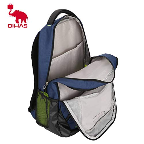 Sunnyday 19 Solid For Color Male Colors resistant Backpack Blue Two 6l Business Travalling Lightweight Laptop Water 11zqdxwr
