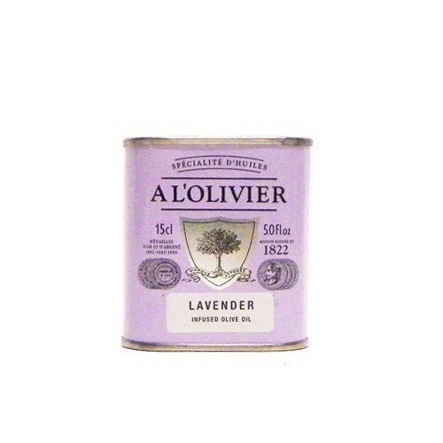 Oil Lavender Olive - A Lolivier Oil Olive Lavender Infuse, 150 ml