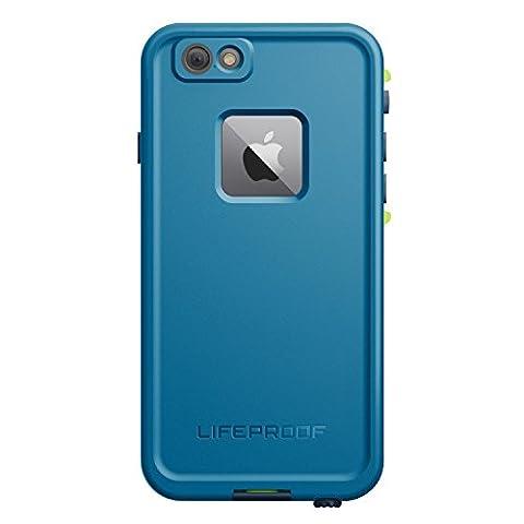 Lifeproof FRE Waterproof Case for iPhone 6/6s (4.7-Inch Version)- Banzai (Cowabunga/Wave (Blue Waterproof Iphone Case)