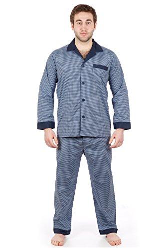 Benson Brown Cotton Sleepwear Loungewear