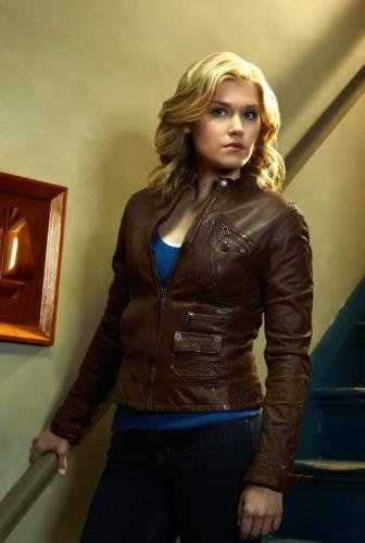Emily Rose Poster Leather Jacket 24in x36in