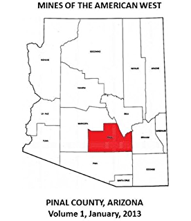 Mines of the American West - Cochise County, Arizona (Mines, Ghost ...