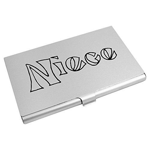 Card Azeeda Azeeda Holder Card 'Niece' 'Niece' Business CH00008186 Credit Wallet q0aw544x