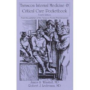 Tarascon Internal Medicine & Critical Care Pocketbook 4th Edition [4/E]