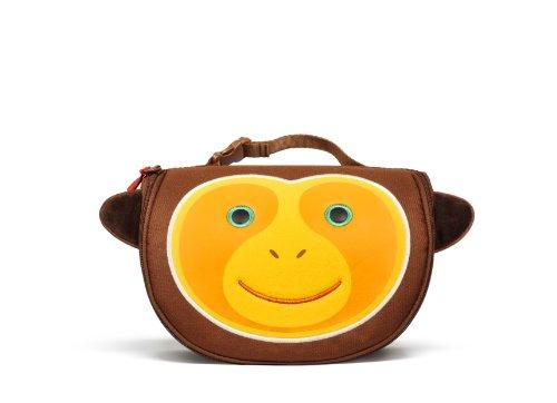 BUILT NY - Big Apple Buddies Borsa per il pranzo, Scimmia Macdougal