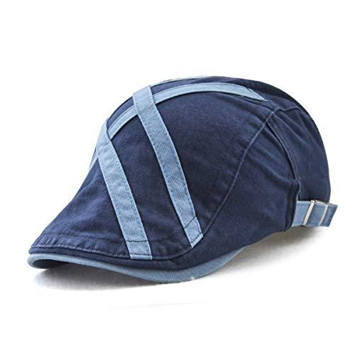 Bailey Sombrero qin B Gorra Hombres hat GLLH Sombreros Simple para Casual C RStqwn