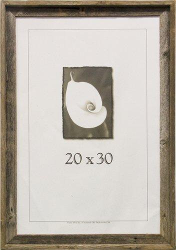 Amazon.com - 20x30 Picture Frames-Barnwood frames - Single Frames