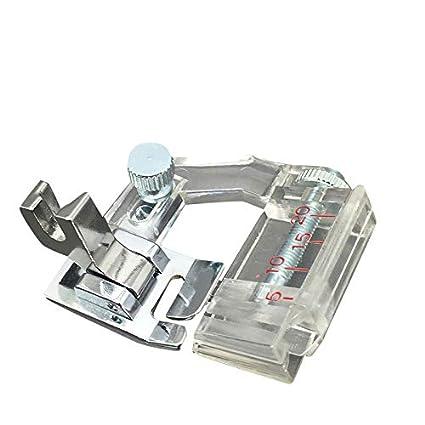 Patilla para máquina de coser, compatible con equipos Brother, Janome, Toyota