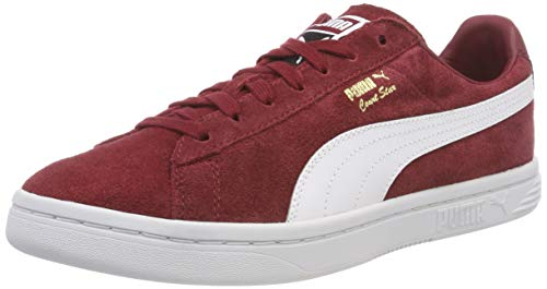 2 Pomegranate 366574 Puma puma Chaussure Rouge Mixte Adulte White 8qRwg