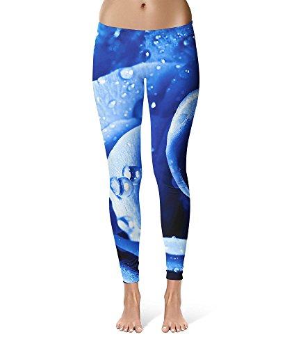 Queen of Cases - Legging - Femme bleu bleu taille unique
