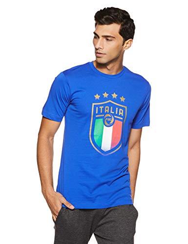 752613 elettrica uomo Camicia Puma blu 10 da Hdq1xpt