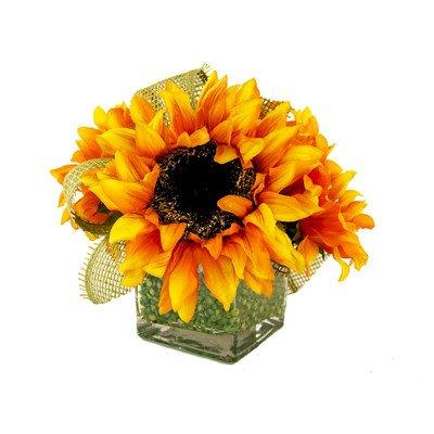 Lentil Floral - Sunflower and Lentil Cube