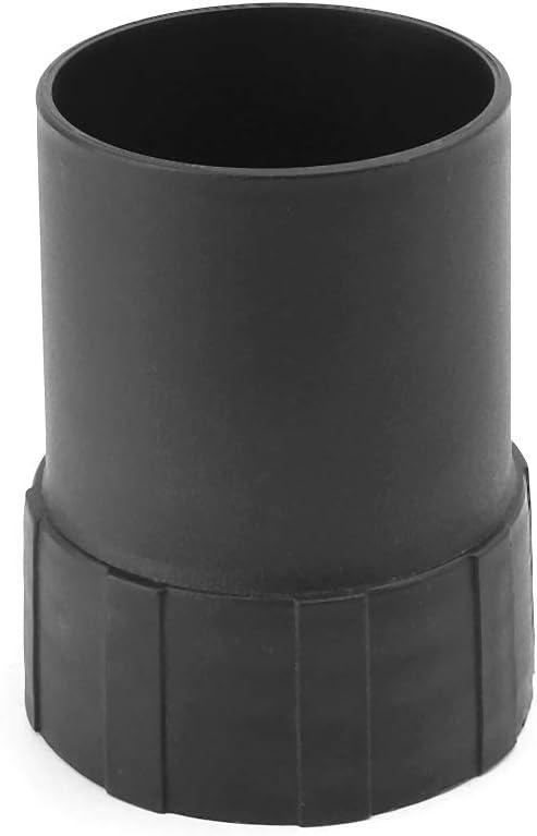 congchuaty Accesorios de Conector de Filtro de Polvo de Adaptador de Manguera Industrial para colector de Polvo de Conector de aspiradora de 50 mm 58 mm