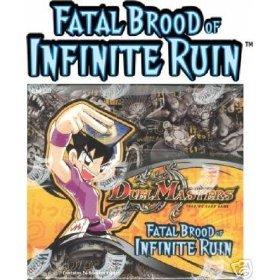 Infinite Ruin - Duel Masters Card Game DM09 Fatal Brood of Infinite Ruin Booster Box 24 Packs