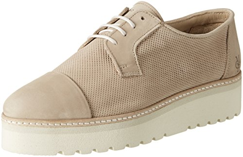 Marc Opolo Damen 70114013402200 Lace Up Oxford Braun (duin)