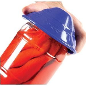 Patterson Medical Dycem Dome Jar Opener, Blue
