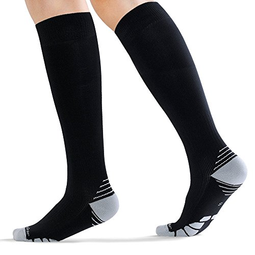 Compression Socks, Men and Women Performance St...