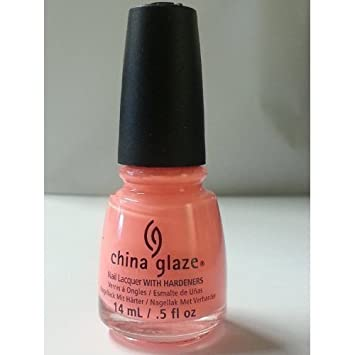 China Glaze Nail Polish Poolside FLIP FLOP FANTASY Lacquer 80946 5 Oz Salon FUN Body