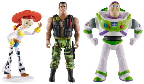 Disney/Pixar Toy Story of Terror Figure 3-Pack 토이・스토리・오브・tellers!액션 피규어3 체세트