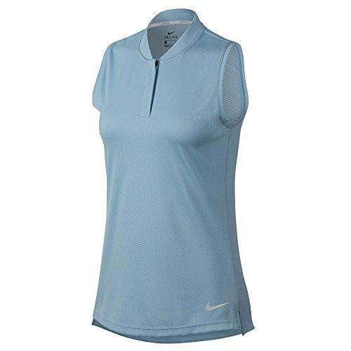 Sl Nk Mujer 452 Océano Nike Polo Bld W Para Azul azul Dry wOSqqtf