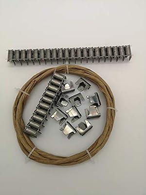 Amazon.com: Hoowen - Kit de reparación de muelles para ...