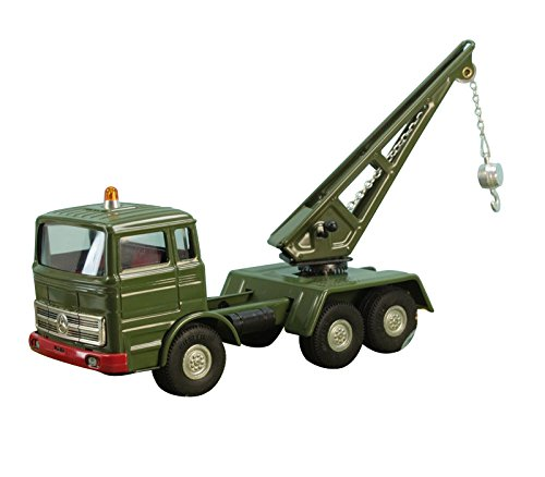 Meyer Imports Mercedes Military Crane 6.5