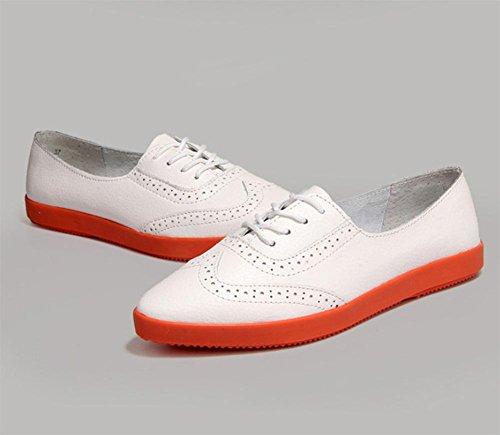 scarpe primavera e l'autunno signora scarpe casual retrò studente scarpe sceglie i pattini , US7.5 / EU38 / UK5.5 / CN38