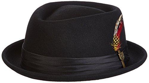 Brixton Hat, black, M, BRIMHATSTO