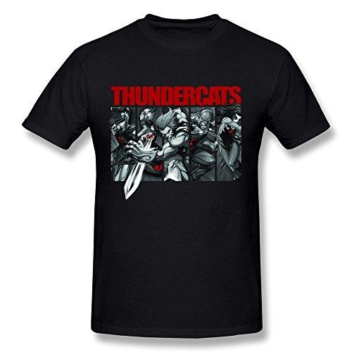 JIAYUHUA Men's Thundercats Logo