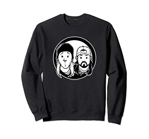 Jay and Silent Bob Just Jay and Silent Bob Sweatshirt
