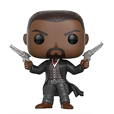 Funko POP Movies: The Dark Tower The Gunslinger Toy Figures, 3 3/4