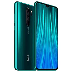 Xiaomi Redmi Note 8 Pro 128GB, 6GB RAM 6.53″ LTE GSM 64MP Factory Unlocked Smartphone – Global Model (Forest Green) (Green, 128)