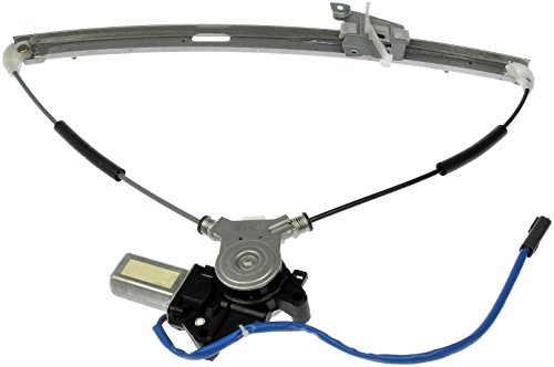 Dorman 741-604 Front Driver Side Replacement Power Window Regulator with Motor for Ford Escape/Mercury Mariner -