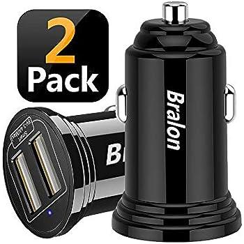 Amazon.com: Bralon USB Car Charger[5-Pack],18W/3.4A Rapid ...