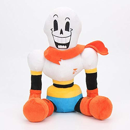 YOYOTOY 5 Legendss Under Plush Toys Undertale Games Surrounding Doll Birthday Gift 25-36Cm Doll Skull New Gifts for Children Cool Must Haves Boy Gifts Favourite Movie Superhero Decorations Unboxing by YOYOTOY