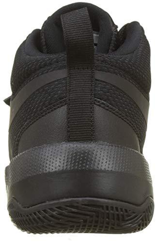 black Basket black Nero D Hustle Nike 8 Scarpe gs Da Bambino Team wq0SqUfv
