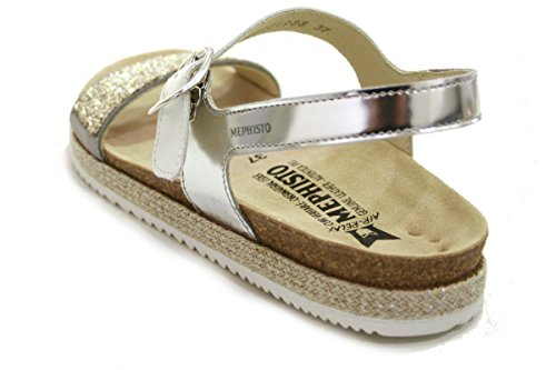 Mephisto Femme Sandales Weiß Mephisto Pour Sandales ORwg5IqI