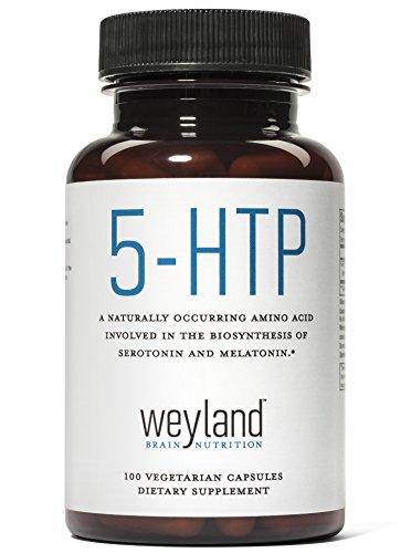 Weyland: 5-HTP (100 Vegetarian Capsules)