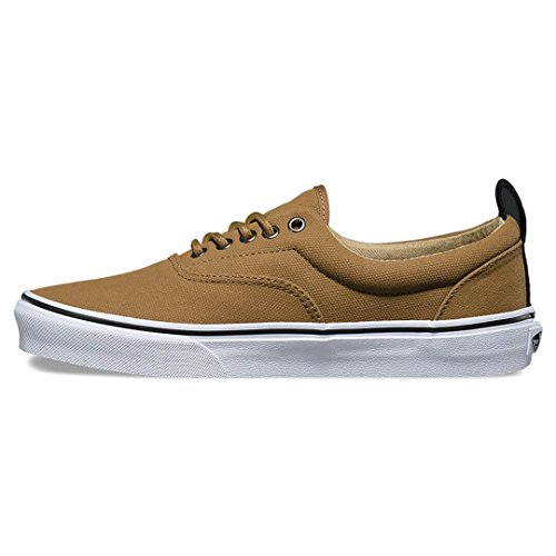 Vans Heren Tijdperk Pt Skateboarden Schoen (militaire Twill) Hermelijn / Twill
