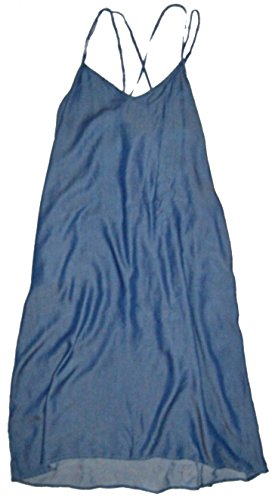 GAP Womens Dark Blue Chambray Cami Sun Dress XL 16 18