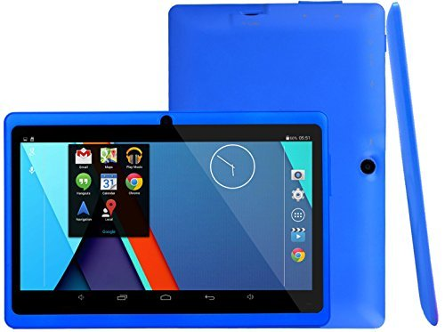 "Omgar Ultrathin 7"" Tablet – Navy Blue"