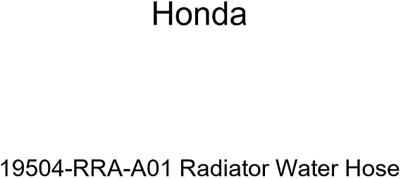 Genuine Honda 19504-RRA-A01 Radiator Water Hose